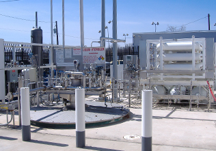 Hydrogen Fueling Facility