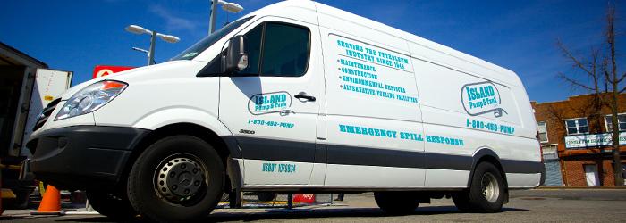 Emergency Spill Response Guzzler